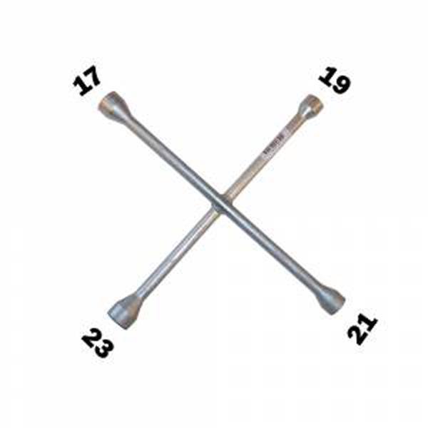 Bijon Anahtarı 4'lü Çelik Paslanmaz